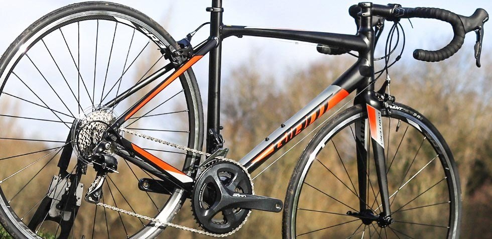 Giant Contend frame