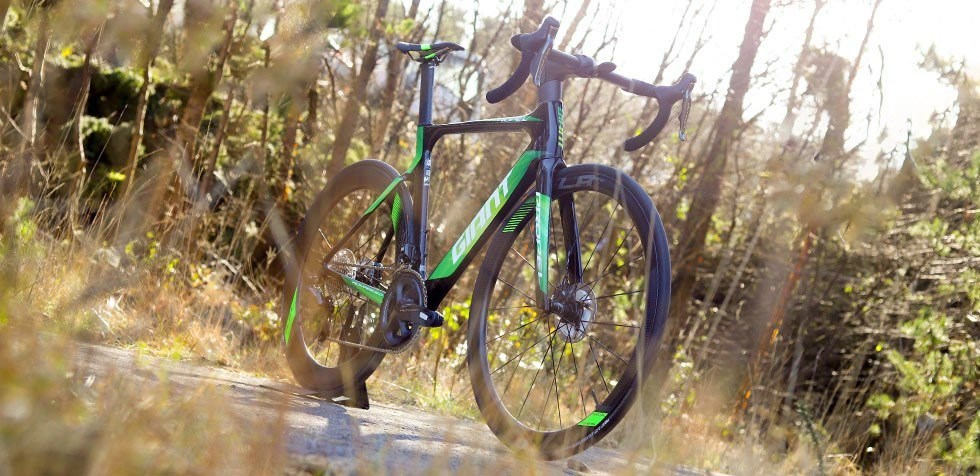 Giant Propel aero road bike