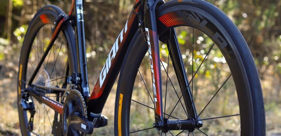 Giant Propel wheels