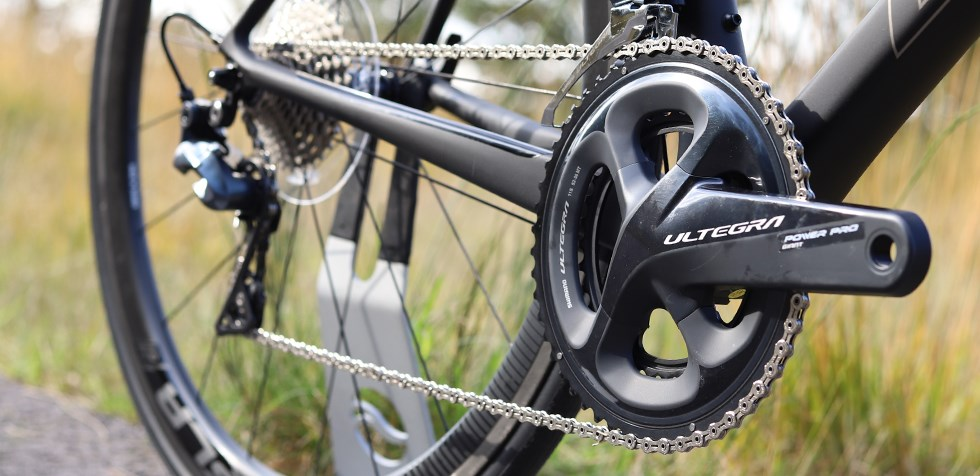 Giant TCR Advanced Shimano Ultegra chainset