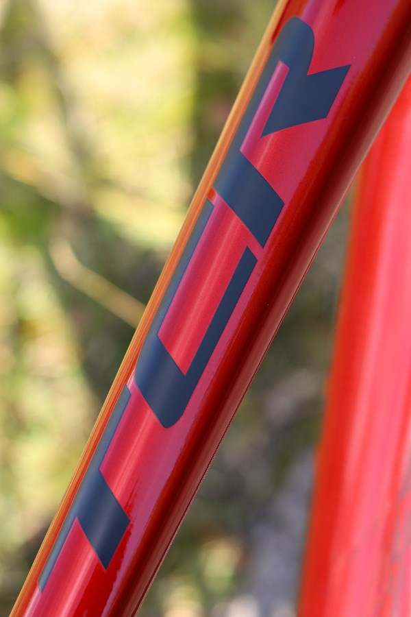 Giant TCR Advanced frame detail