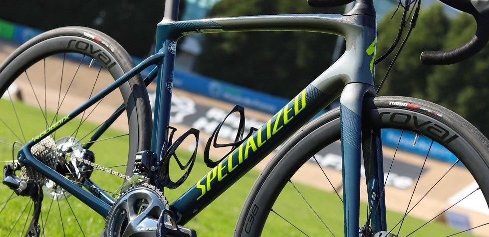 Specialized Roubaix Lightweight FACT  carbon frame