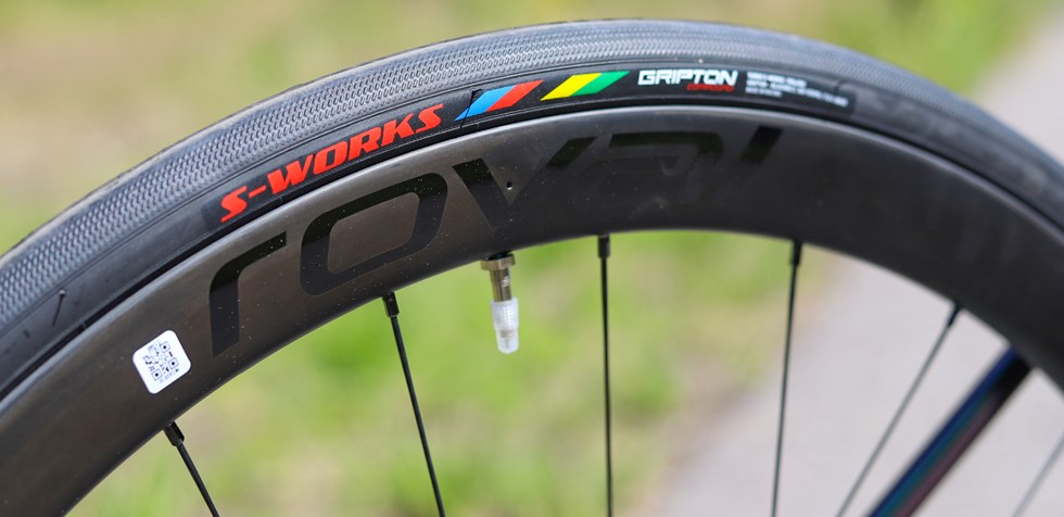 Specialized Tarmac wheels