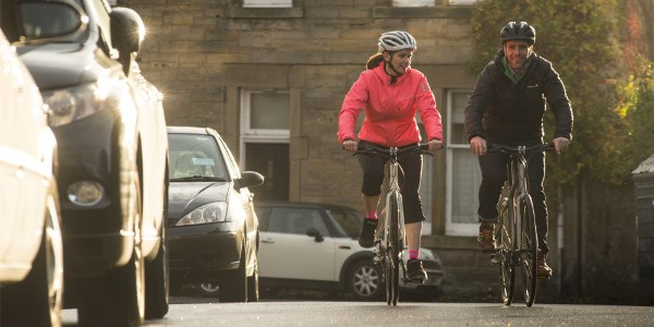 be a smart cyclist