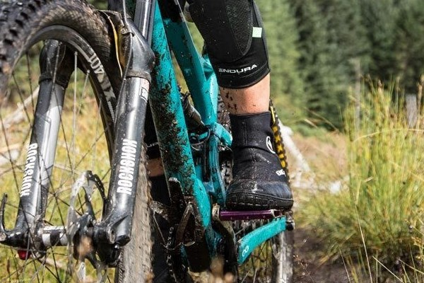 mountain bike overshoes