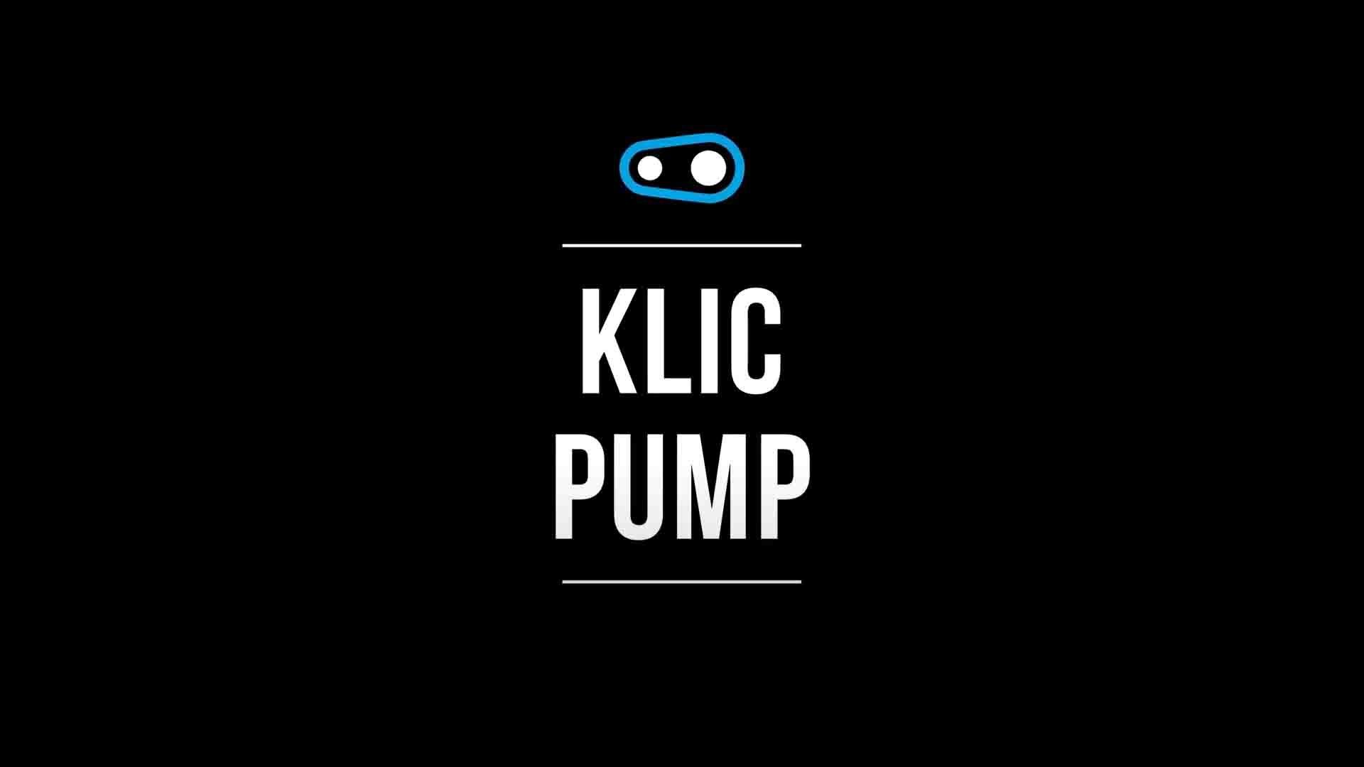 Crankbrothers - Klic Pump Tutorial