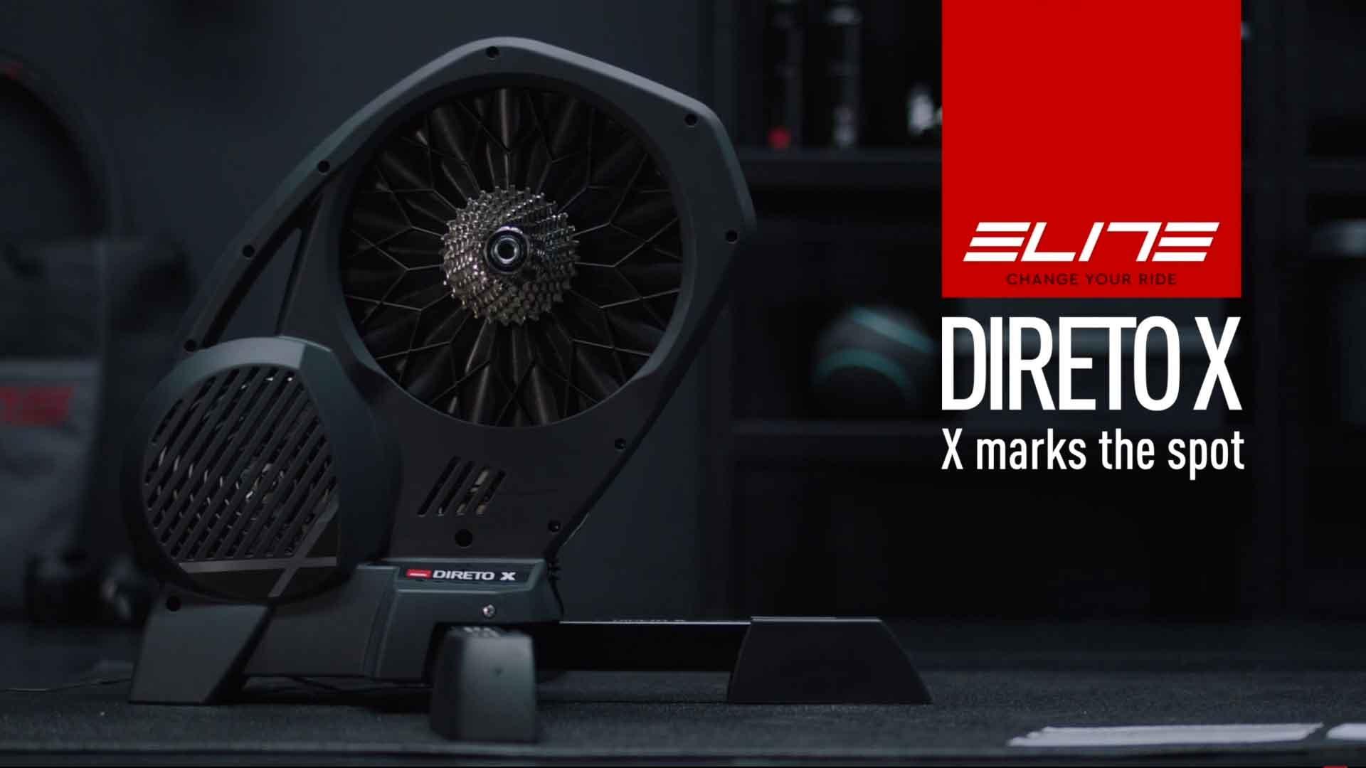 Elite DIRETO X - X marks the spot