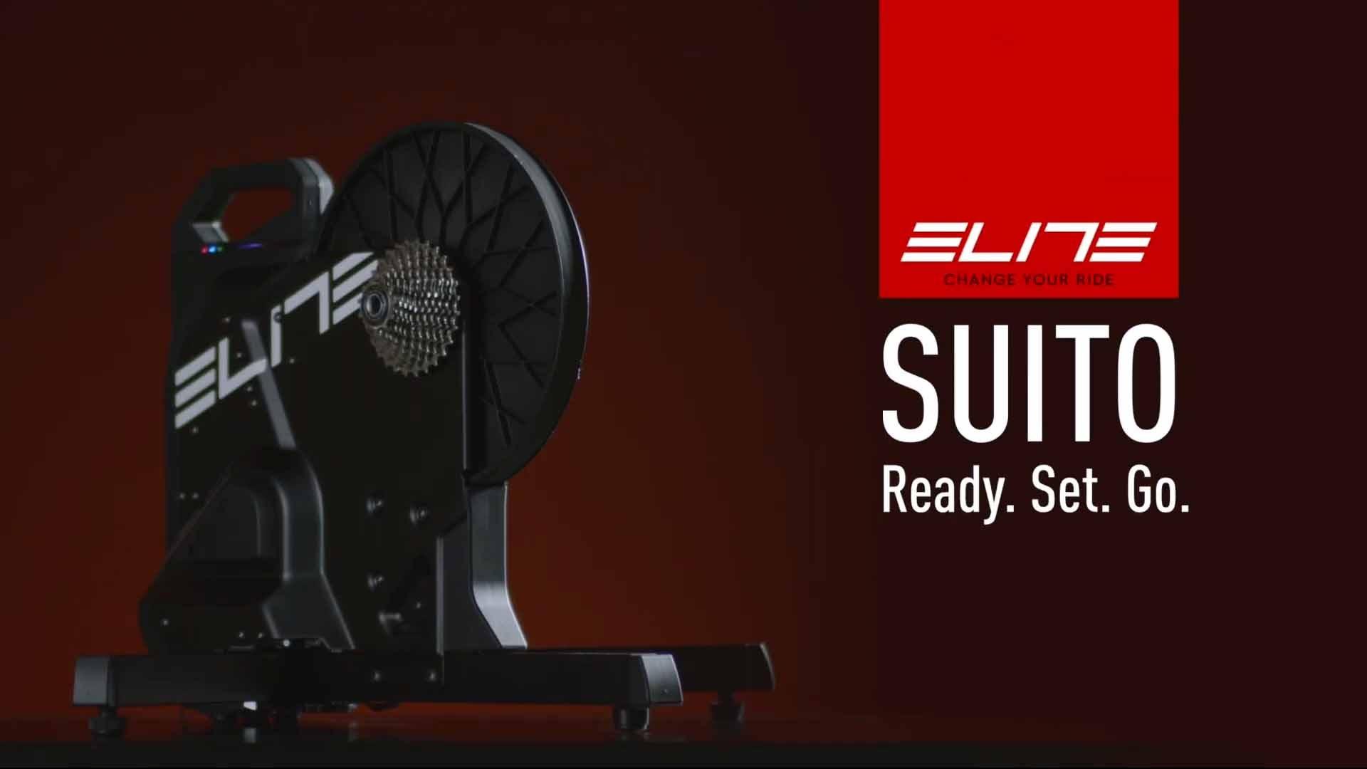 Elite SUITO. Ready. Set. Go.