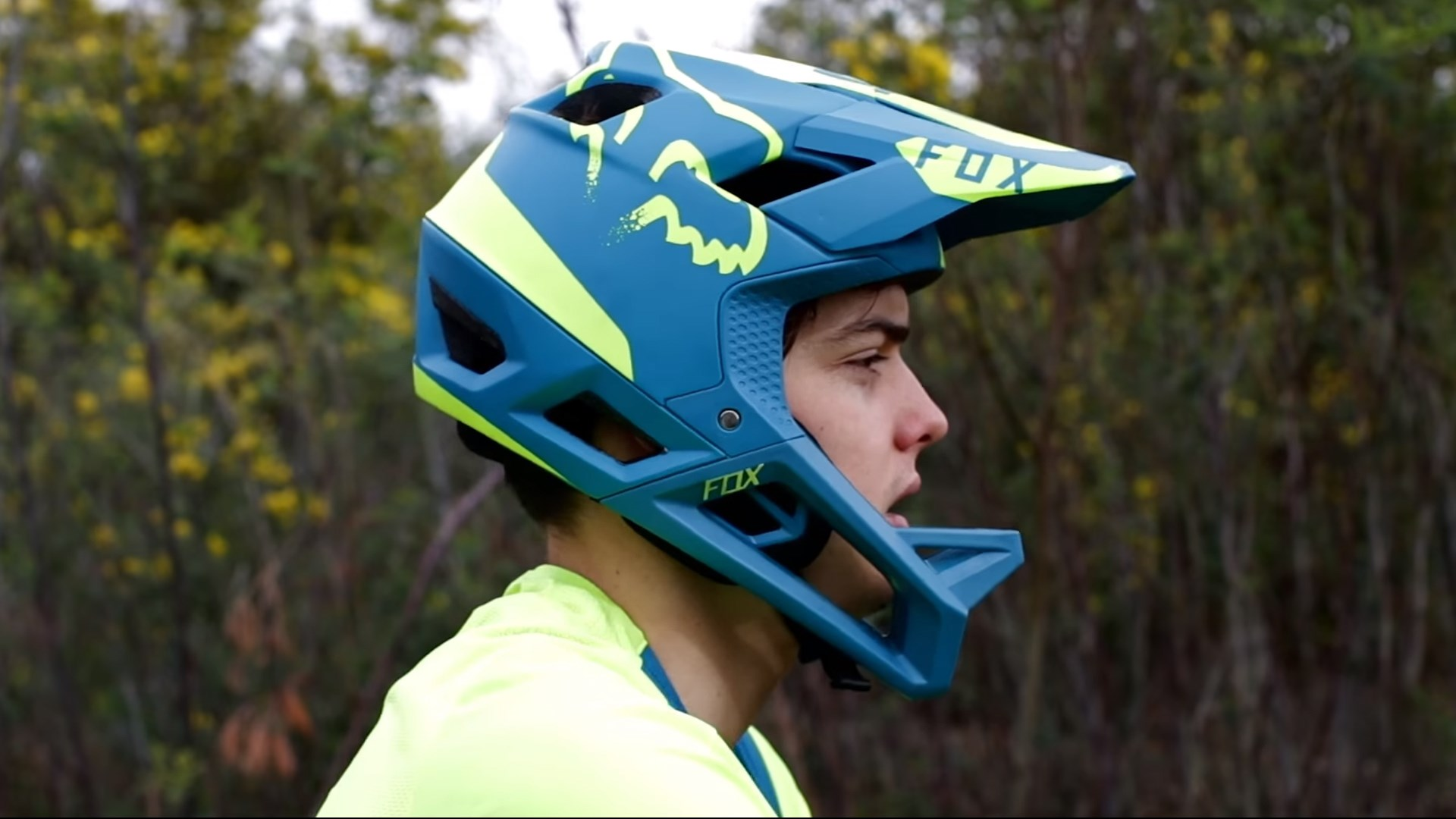 FOX MTB | PROFRAME | RIDE. WIDE OPEN. | FEATURING LORIS VERGIER