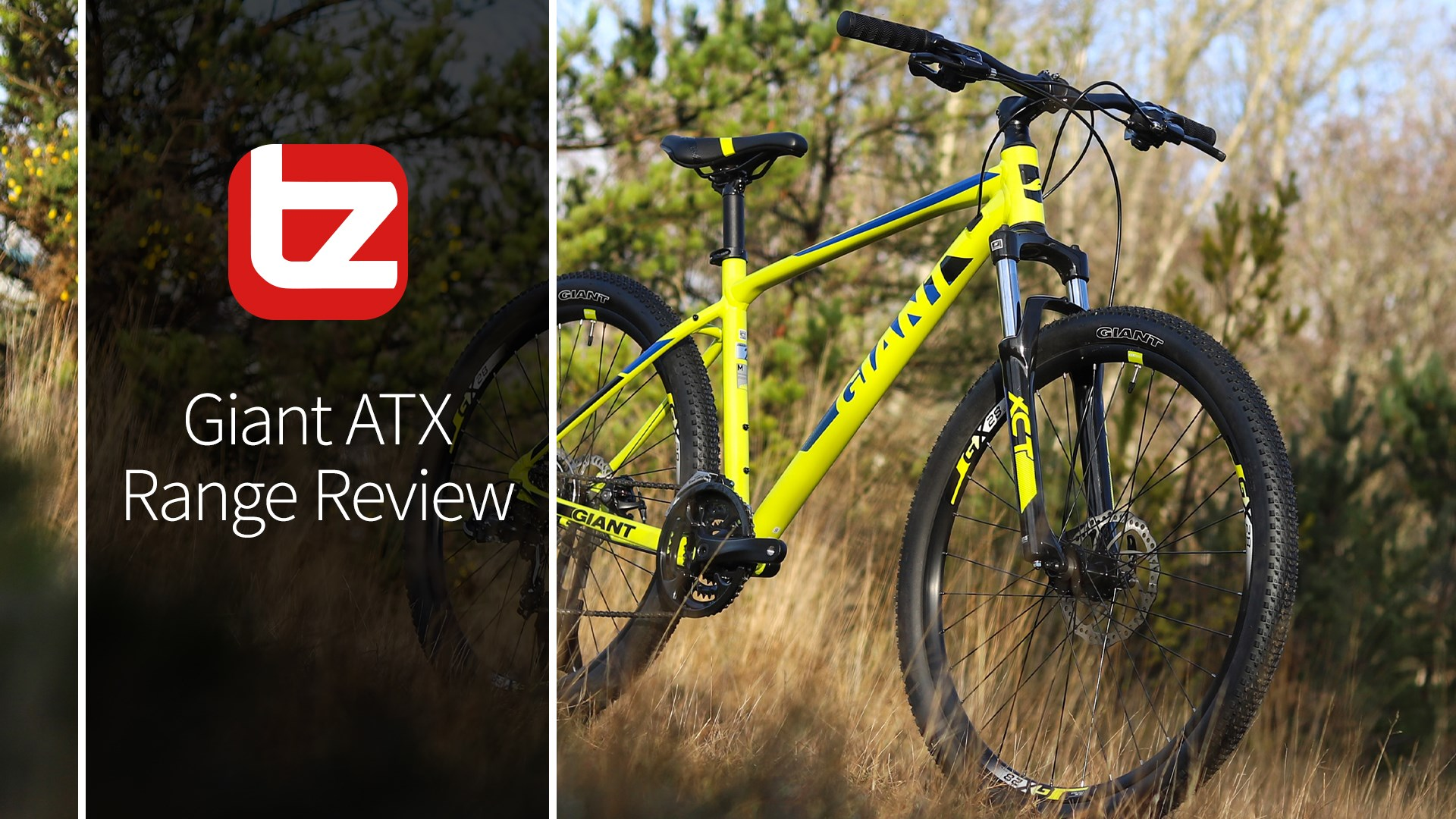 2018 Giant ATX Range Review