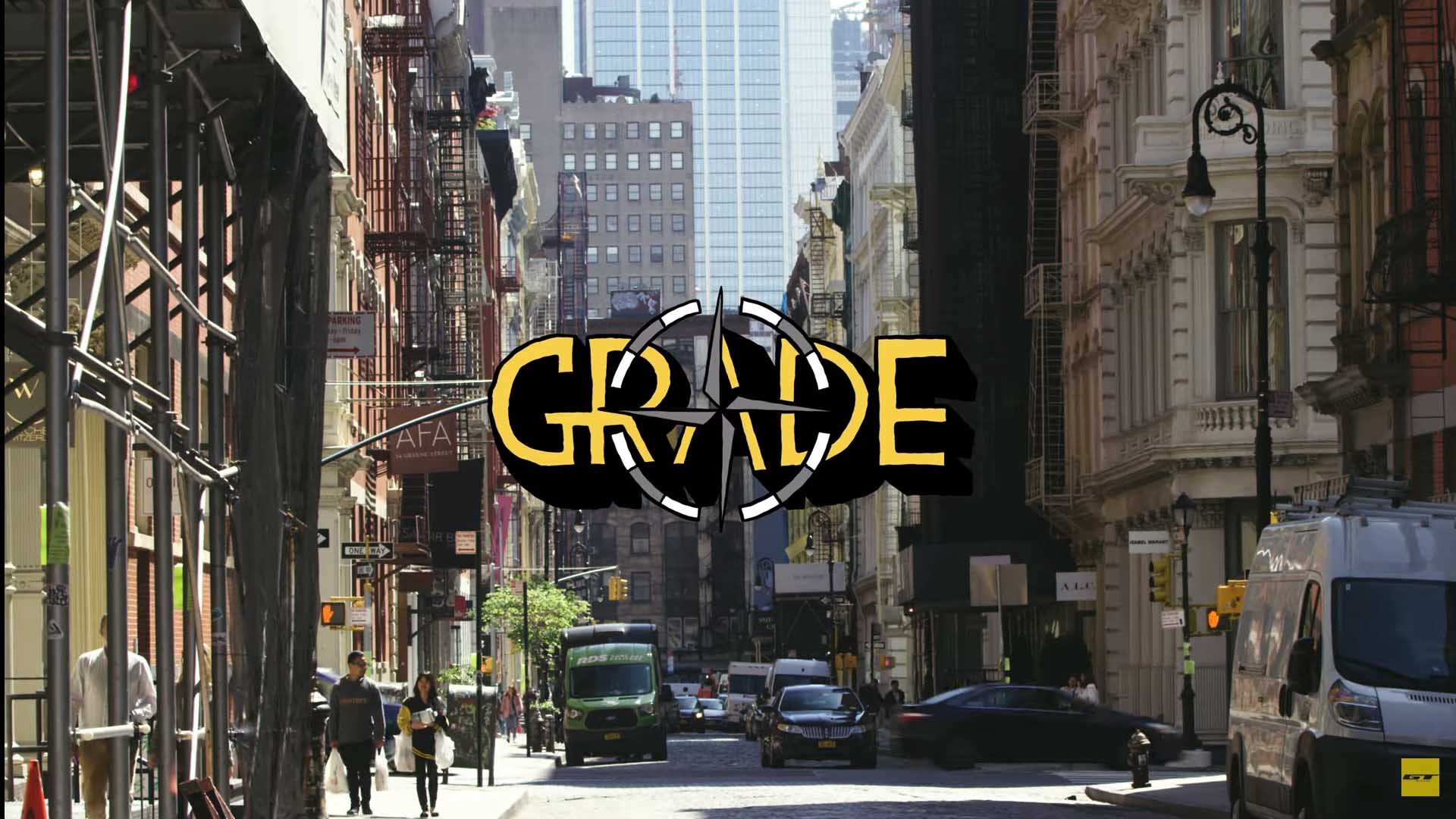 GT Grade: The Grade Escape - Remix