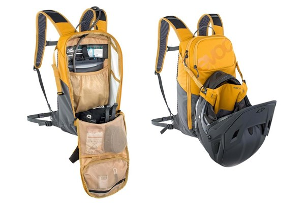hydration pack features