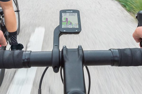 Garmin GPS cycle computer