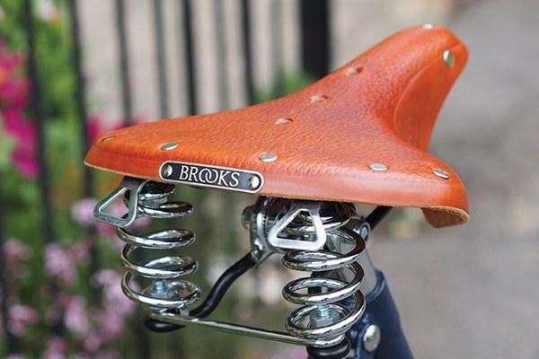 Brooks Saddle
