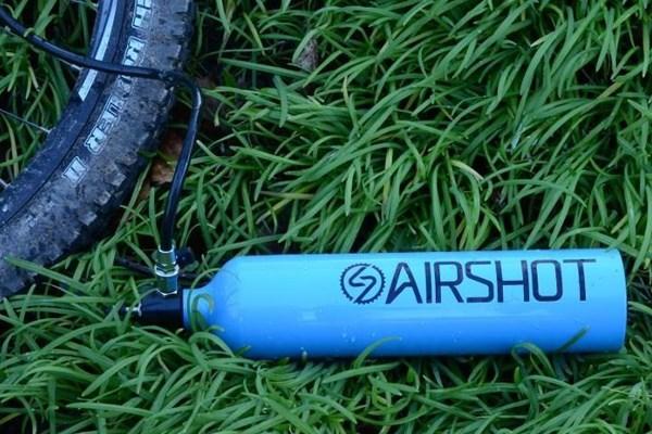 airshot tubeless inflator