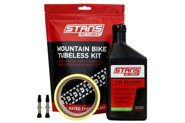 Stans tubeless conversion kit