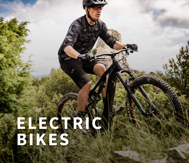 Lapierre Electric Bikes
