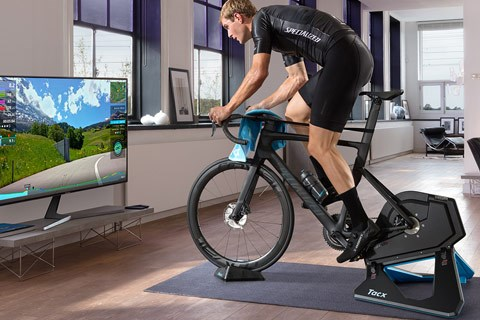 using a turbo trainer