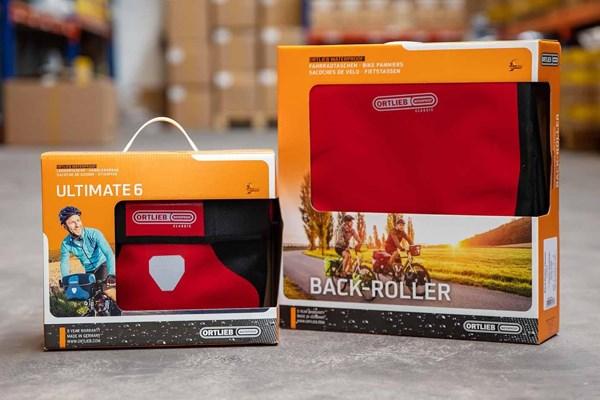 Ortlieb back roller bag