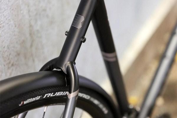 fork of road bike