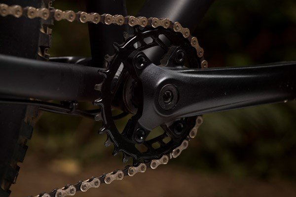 Narrow Wide Chainring