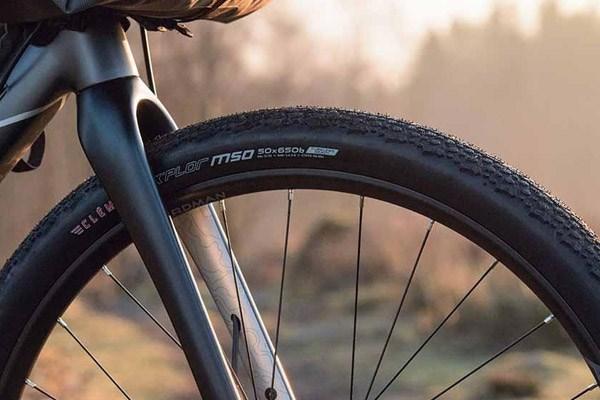 bikepacking bike front tyre