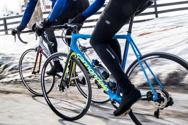 Winter ready bike