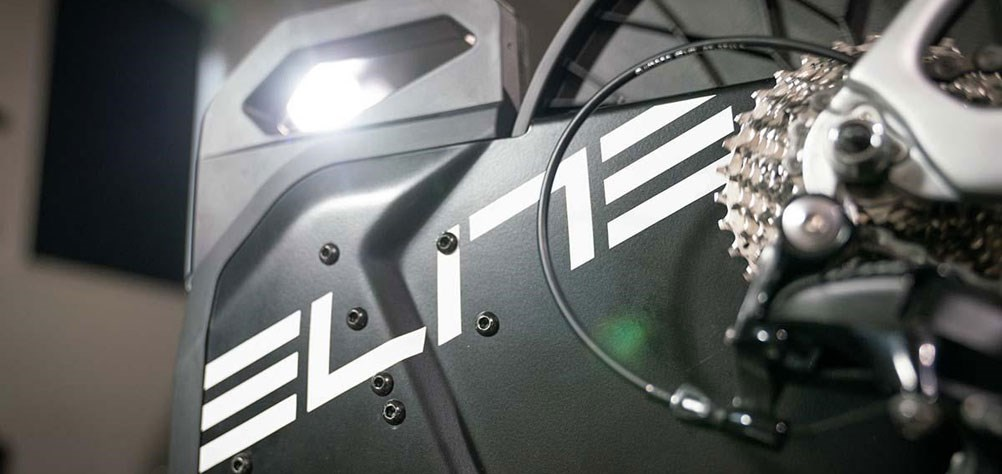 Close up of Elite suito frame