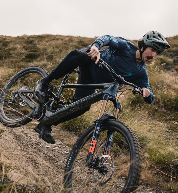 The Specialized Turbo Kenevo SL has precise, stable handling