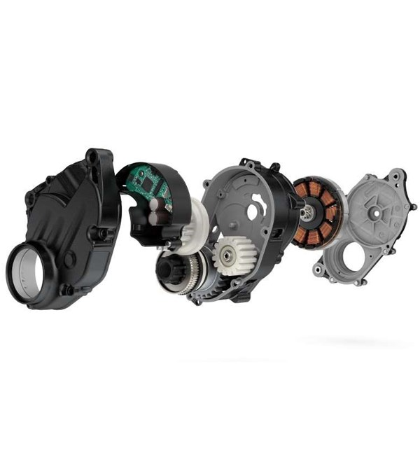 Powerful SL motor