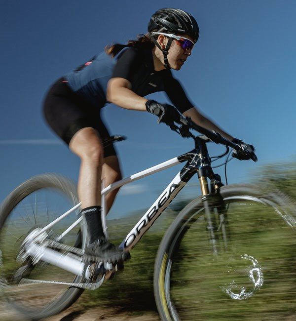 The Alma is the product of years of World Cup XC racing experience