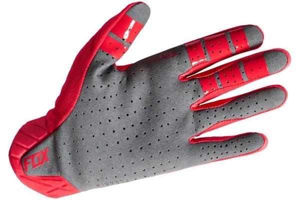 palm of mtb glove
