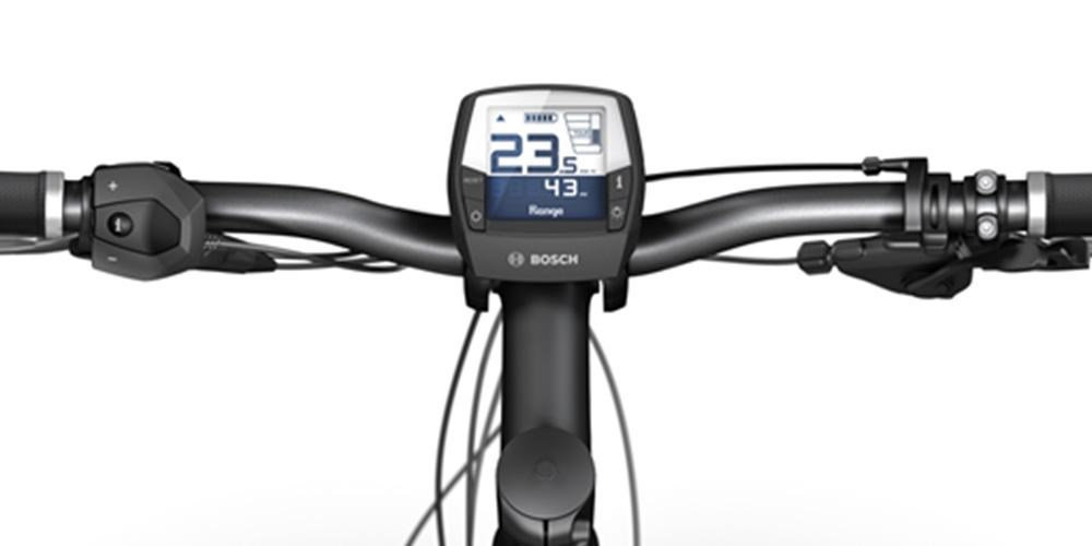 Bosch Intuvia e bike display