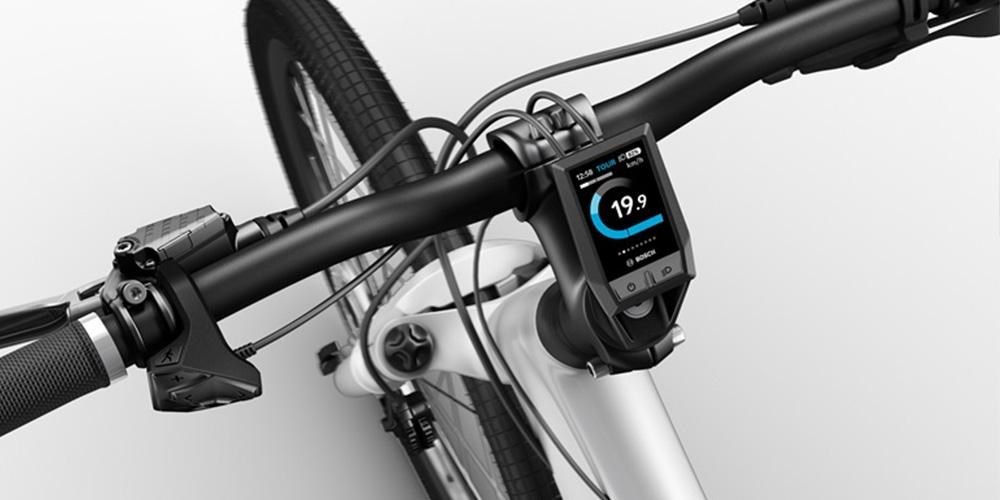 Bosch Kiox e bike display