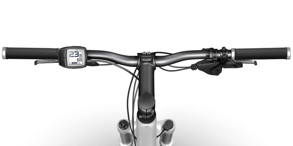 Bosch Purion e bike display
