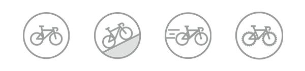 Icon - What is Mountain Biking?