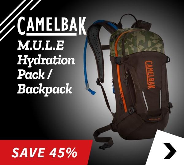 Camelbak M.U.L.E Hydration Pack/Bkacpack
