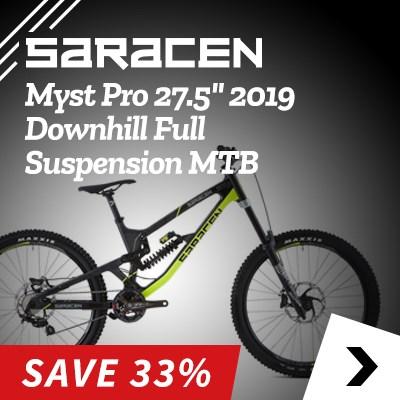 Saracen Myst Pro 27.5 2019 Downhill Full Sus MTB