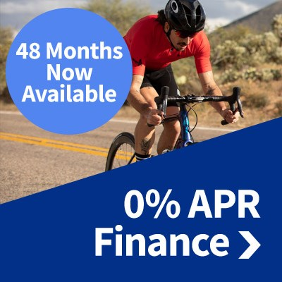 0% APR Finance - 48 months now available