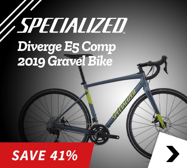 Specialized Diverge E5 Comp 2019 - Gravel Bike