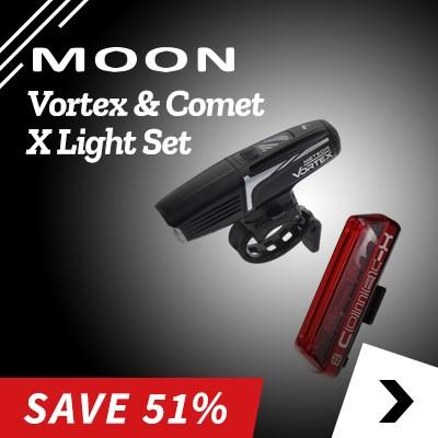Moon Vortex & Comet X Light Set