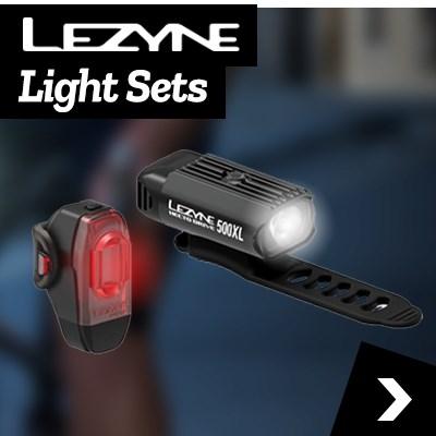 Lezyne Light Sets