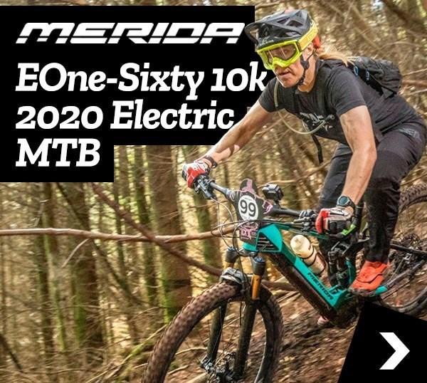 Merida EOne-Sixty 10k 2020 Electric MTB