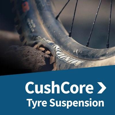 CushCore Tyre Suspension