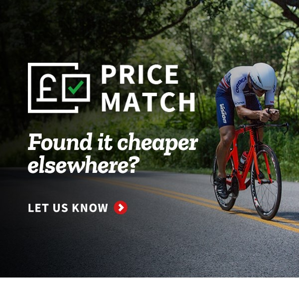 Price Match - Found it cheaper elsewhere? Let us know