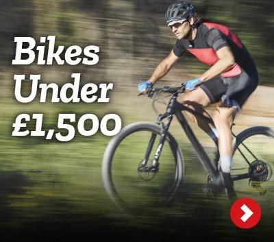 Shop bikes £750-1,500