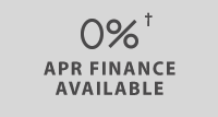 0% APR Finance Available
