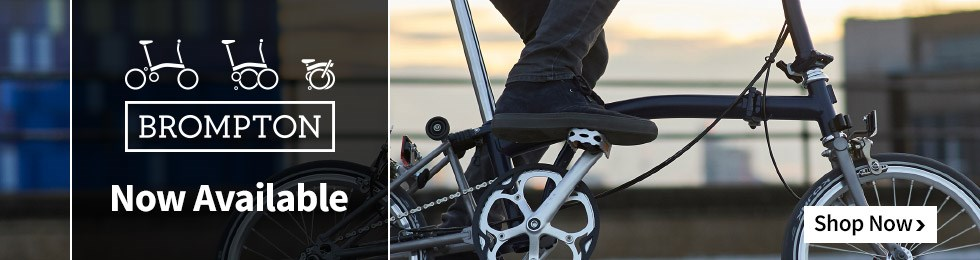 Brompton Now Available