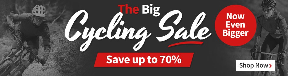 Big Cycling Sale Now On