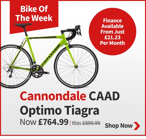 Tredz Deal of the Week - Cannondale